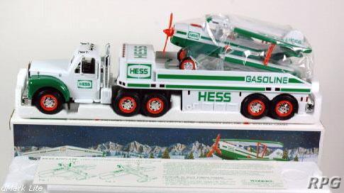 hess truck 2017