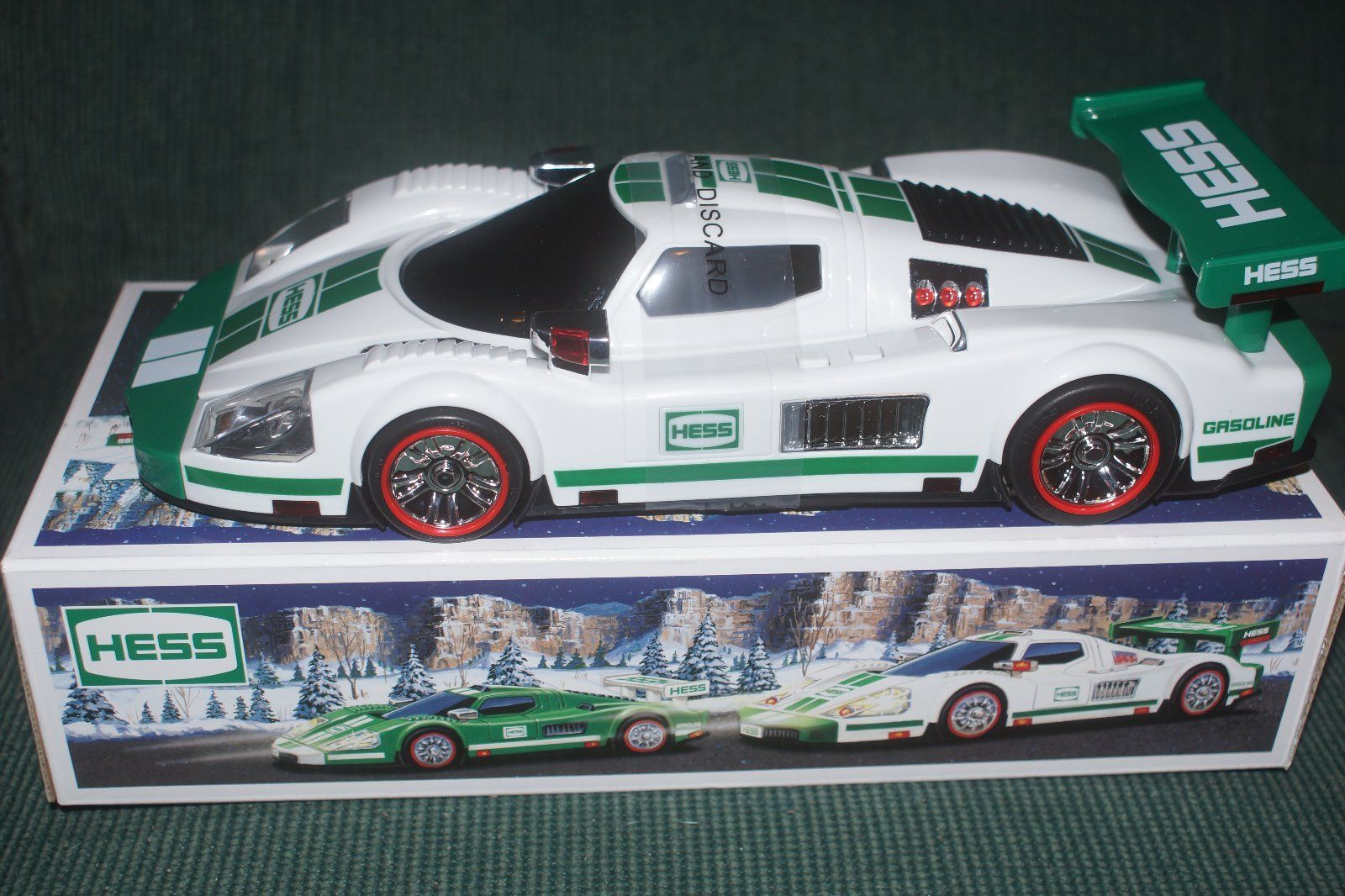 Hess Toys Values And Descriptions