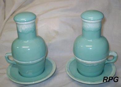 Hull Pottery Price Guide Crestone Pattern
