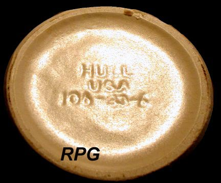 Pottery marks and signatures, roseville, hull, watt ... Easy Signatures To Copy
