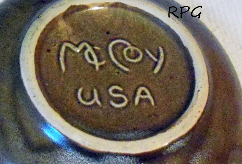 dating mccoy pottery marks 2013-4-16  pottery marks and signatures, roseville, hull, watt, shawnee, redwing, brush mccoy, nelson mccoy.