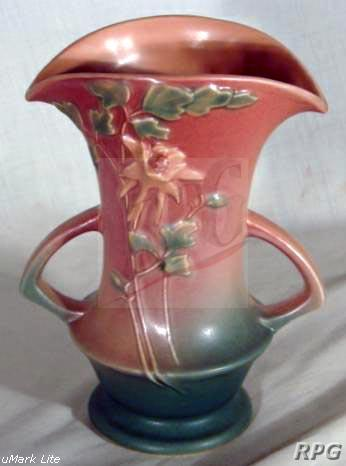 Roseville Pottery Numbers Values And Images